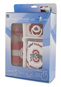 Baby Fanatic NCAA Ohio State Baby Gift Set