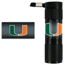 NCAA Miami Hurricanes LED Flashlight
