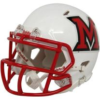 NCAA Miami of Ohio Redhawks Speed Mini Helmet