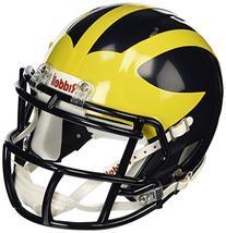 NCAA Michigan Wolverines Speed Mini Helmet