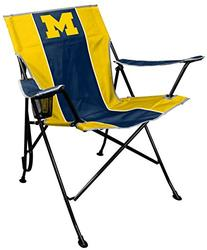 NCAA Michigan Wolverines TLG8 Chair, Large, Blue