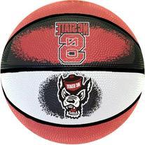 NCAA North Carolina State Wolfpack Mini Basketball, 7-Inches