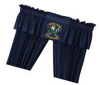 NCAA Notre Dame Fighting Irish - 5pc Jersey Drapes Curtains