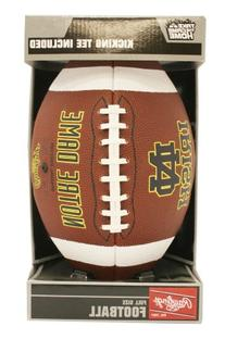 NCAA Notre Dame Game Time Full Size Football