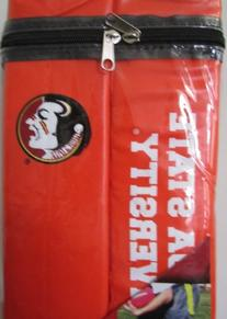 "NCAA Officially Licensed Florida State Seminoles 13"" End"