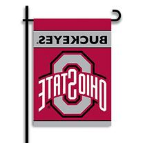 BSI NCAA 2-Sided Garden Flag