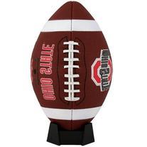NCAA Ohio State Buckeyes Game Time Full Size Football