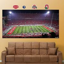 "NCAA Ohio State Buckeyes ""Ohio"" Stadium Wall Graphic"