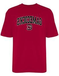 NCAA South Carolina Fighting Gamecocks Gildan T-Shirt, X-