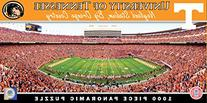 MasterPieces NCAA Tennessee Volunteers Stadium Panoramic