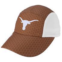 NCAA Texas Longhorns Fancy Race Hat, One Size, Orange
