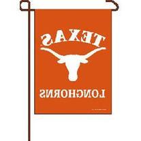 "NCAA Texas Longhorns Garden Flag, 11""x15"", Team Color"
