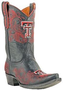 NCAA Texas Tech Red Raiders Women's 10-Inch Gameday Boots,
