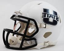 NCAA Utah State Aggies Speed Mini Helmet