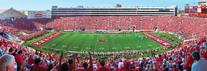 MasterPieces NCAA Wisconsin Badgers Stadium Panoramic Jigsaw