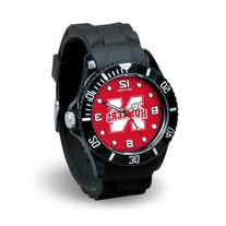 Nebraska Cornhuskers NCAA Spirit Series Mens Watch