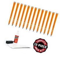 Karma Neion II Grip - Orange - 13 pc Grip Kit