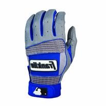 Franklin Neo Classic II Series Youth Batting Gloves - Gray/