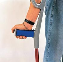 Neoprene Padded Crutch Handle Cover