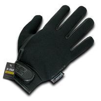 Rapdom Tactical Neoprene Waterproof Gloves, Black, Large