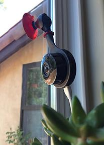Nest Cam Universal Magnetic and Suction Cup Mount