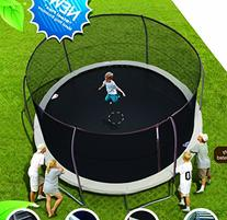 Replacement Net for 14ft Trampoline Enclosure using 6 Angled