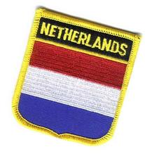 Netherlands - Country Shield Patch