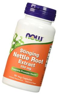 Now Foods Nettle Root Extractract 250mg, Veg-capsules, 90-