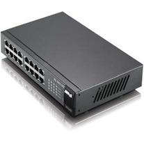 ZyXEL NETWORK, 16 PORT 10/100/1000 GIGABIT
