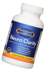 #1 Brain Function Booster Nootropic - Super Ginkgo Biloba