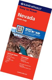 Rand McNally Folded Map: Nevada