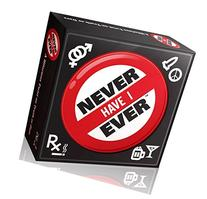 Never Have I Ever - The Classic Drinking Game for Adults -