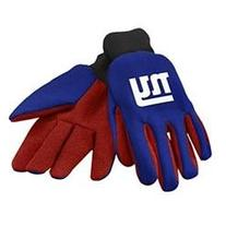 New York Giants Colored Palm Sport Utility Glove