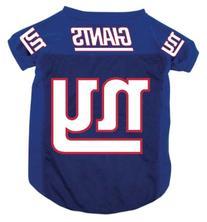New York Giants Pet Dog Football Jersey Alt. Blue XL