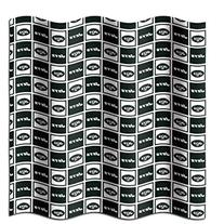 New York Jets NFL Fabric Shower Curtain
