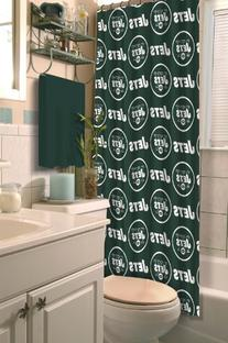 New York Jets NFL Shower Curtain