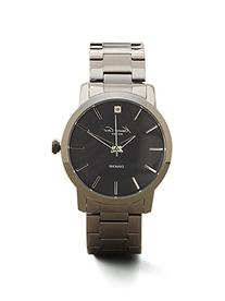 "Kenneth Cole New York Men's KC9286 ""Rock Out"" Stainless"