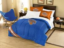 New York Knicks NBA Embroidered Comforter Twin/Full