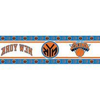 NBA New York Knicks Wall Border
