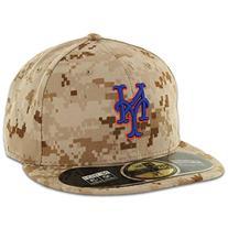 New Era New York Mets Mlb Authentic Collection 59FIFTY Cap