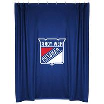 New York Rangers NHL Shower Curtain