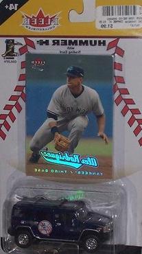 New York Yankees Alex Rodriguez 2005 MLB Diecast Hummer H2