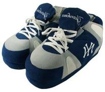 New York Yankees UNISEX High-Top Slippers - X-Large