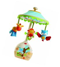 """Tiny Love """"Magical Night"""" Newborn-to-Toddler Mobile - blue/"""