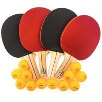 Newgy Ping-Pong Paddles