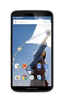 Motorola Nexus 6 Unlocked Cellphone, 64GB, Midnight Blue