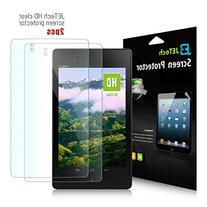 Nexus 7 Screen Protector, JETech 2-Pack Google Nexus 7 FHD