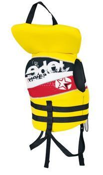 Jobe Nexus Safety Life Jacket Vest, Infant, Yellow, PFD