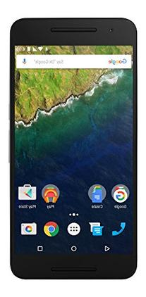 Huawei Nexus 6P Unlocked Smartphone, 64GB, US Warranty