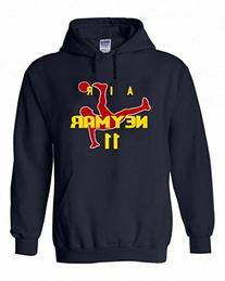 """Neymar FC Barcelona """"Air Neymar"""" Hooded Sweatshirt YOUTH"""
